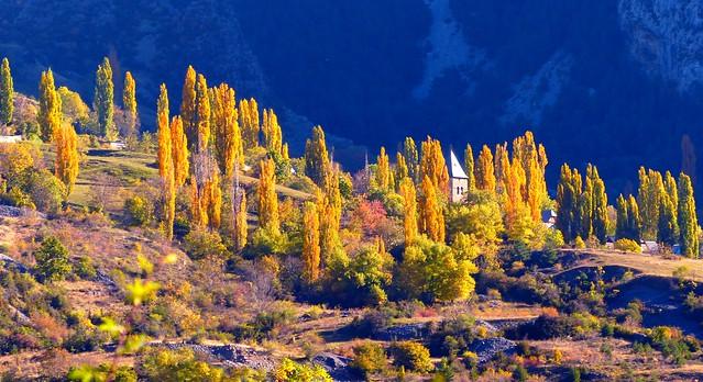 Serveto (Valle de Gistain, Huesca, Pyrénées,Sp)