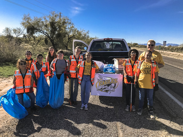 Adopt a Highway - 286 All the Way to the Border_012520
