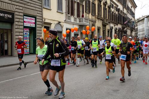Maratona di Firenze 2019