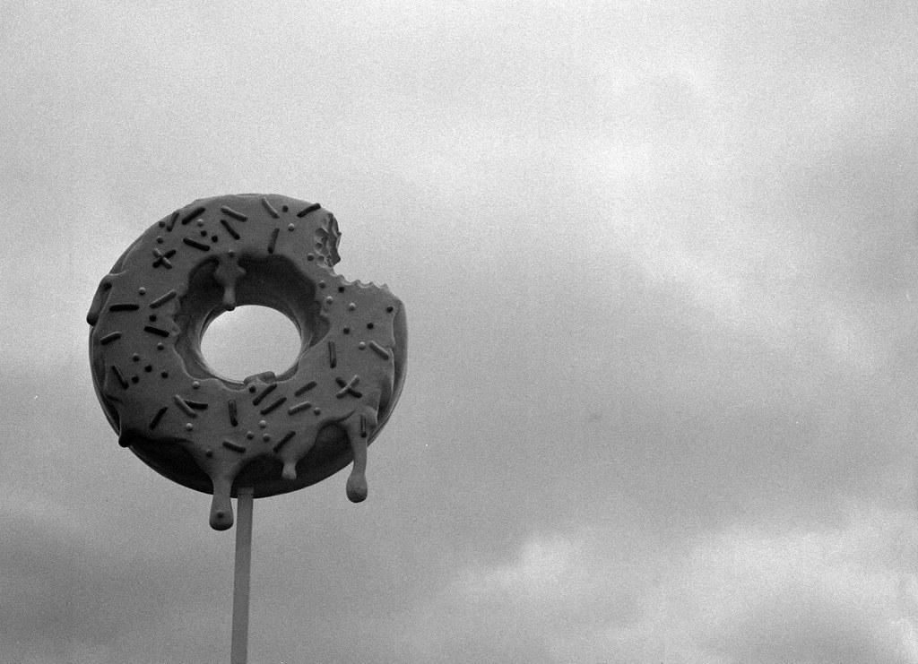 The Doughnut!