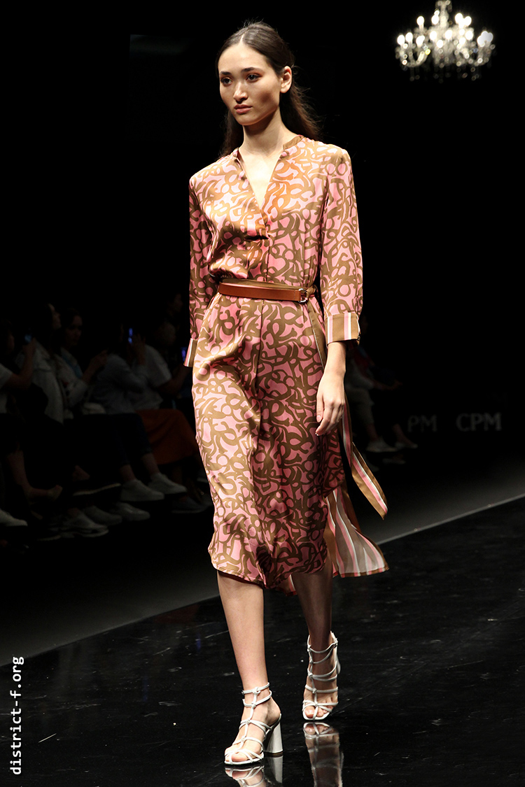 DISTRICT F — BEATRICE B — CPM MOSCOW SS2020 ячс