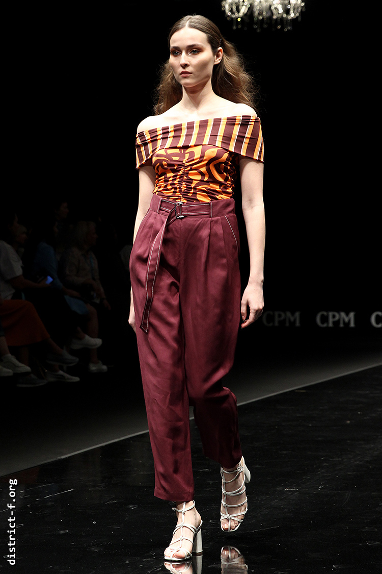 DISTRICT F — BEATRICE B — CPM MOSCOW SS2020 cft6e