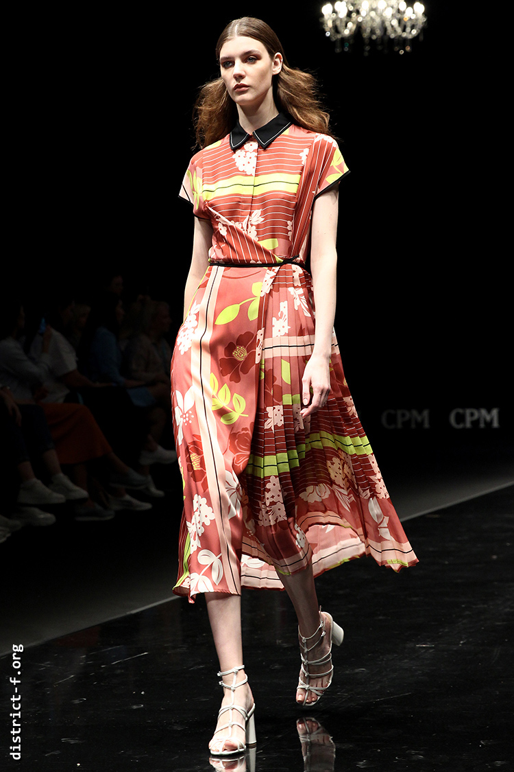 DISTRICT F — BEATRICE B — CPM MOSCOW SS2020 bnm