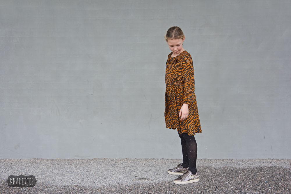 699-06 Monk jurk Khadetjes