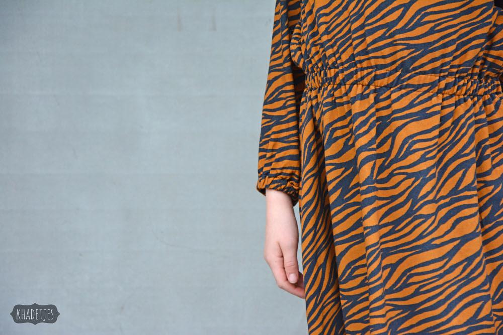699-09 Monk jurk Khadetjes
