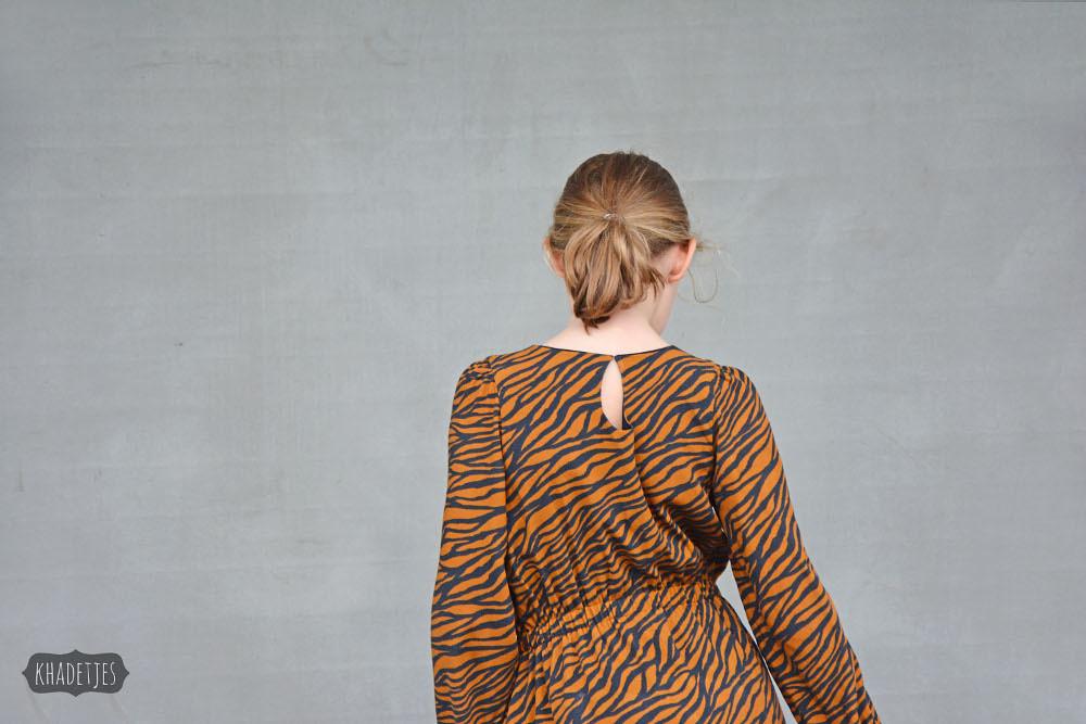 699-03 Monk jurk Khadetjes