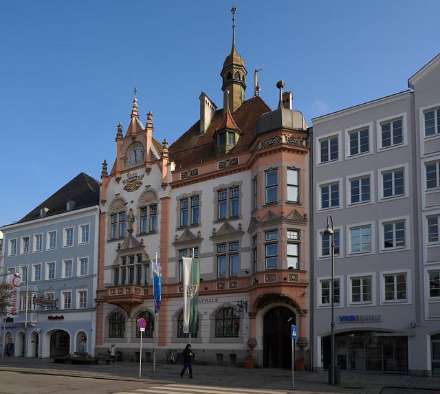 Rathaus - Braunau am Inn