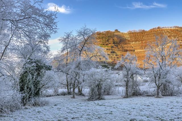 *Winter im Ahrtal* - *Winter in the Ahr Valley*