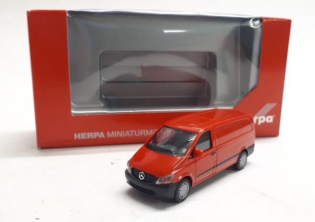 Mercedes Benz Vito 639.