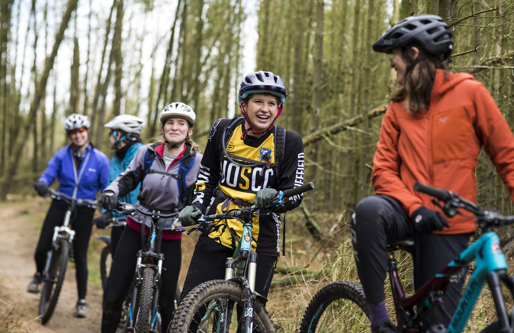 Women in Cycling, women of steel, womenmtb, mtbgirls, womens cycling, women in sport, active, lifestyle, mountain bikes, cotic, coticbikes, bikes