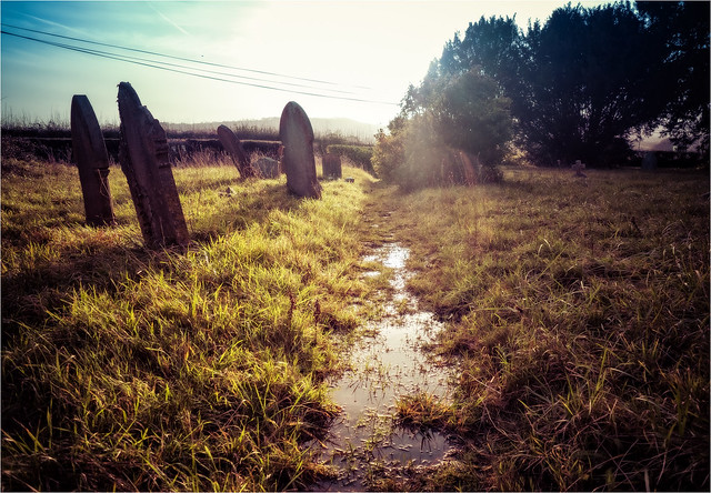 Bickenhall Graveyard
