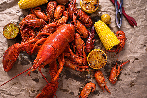 Combo Lobster _ Crawfish
