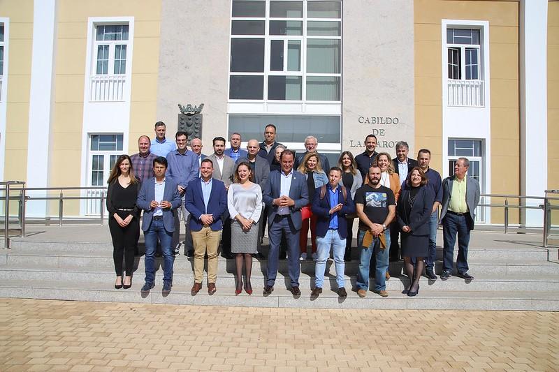 Reunión de los Cabildos de Lanzarote y Fuerteventura