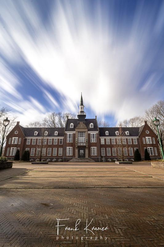 Old town hall Alphen a/d Rijn