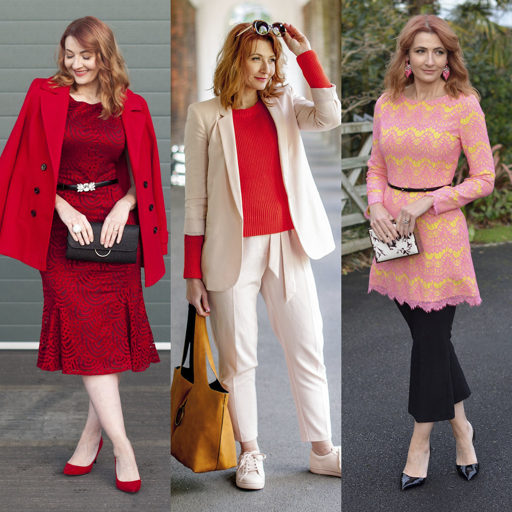 Understated Red and Pink Valentine's Day Looks (Not a Heart Print in Sight!) | Not Dressed As Lamb