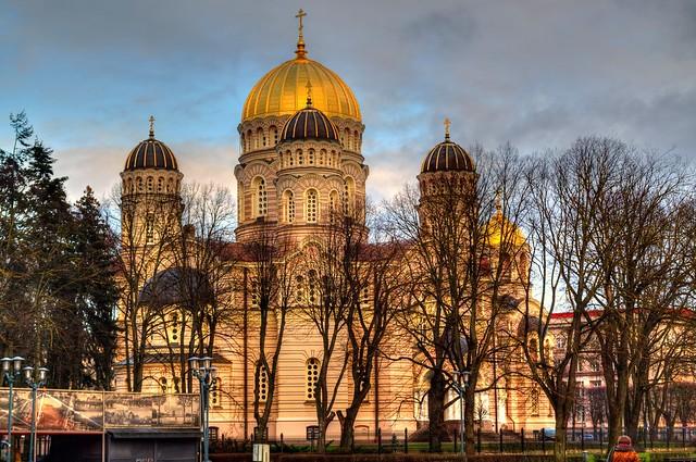 Latvian Orthodox Church(Riga)