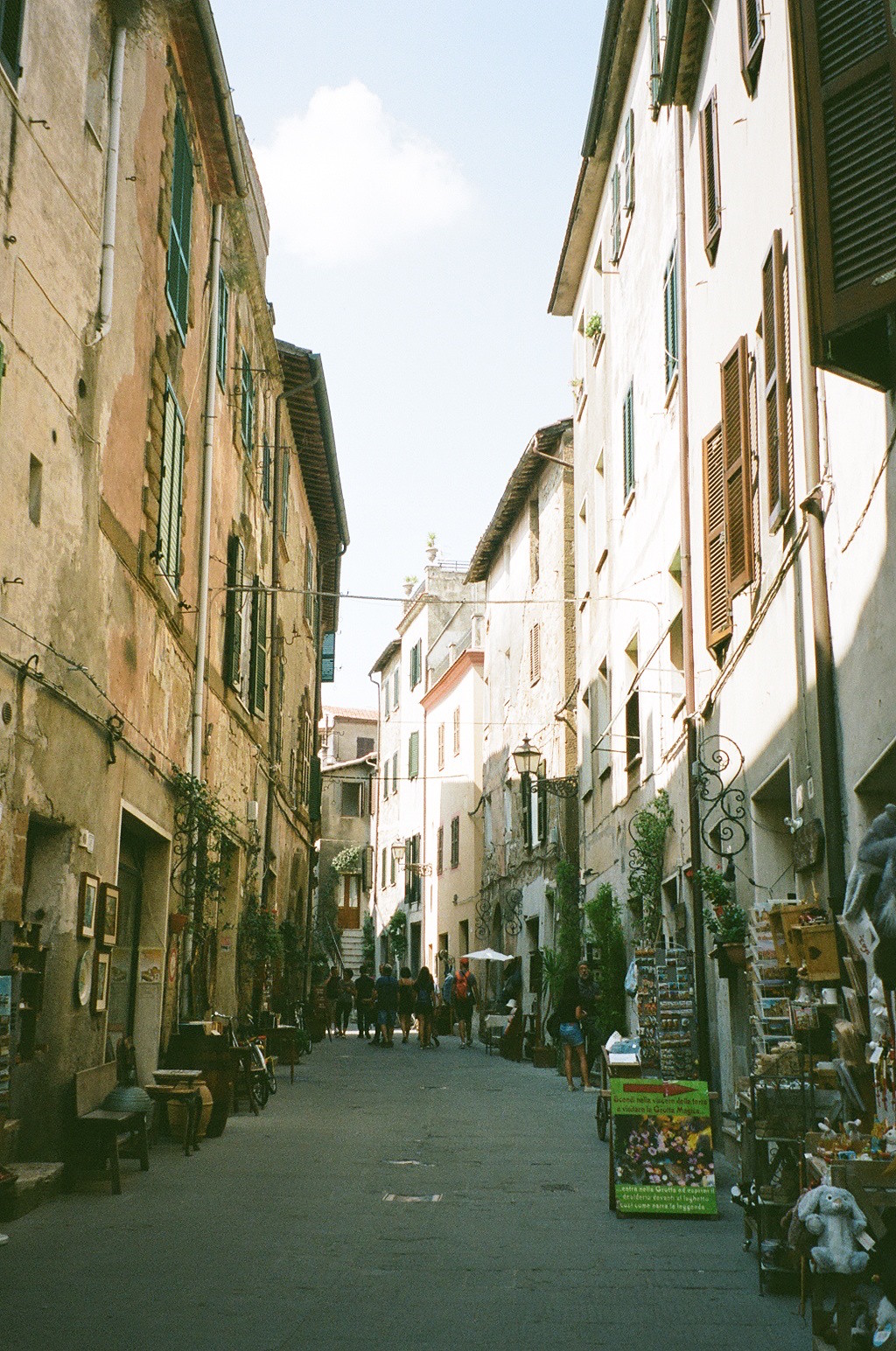 The Little Magpie Italian Road Trip Guide to Florence and Pitigliano