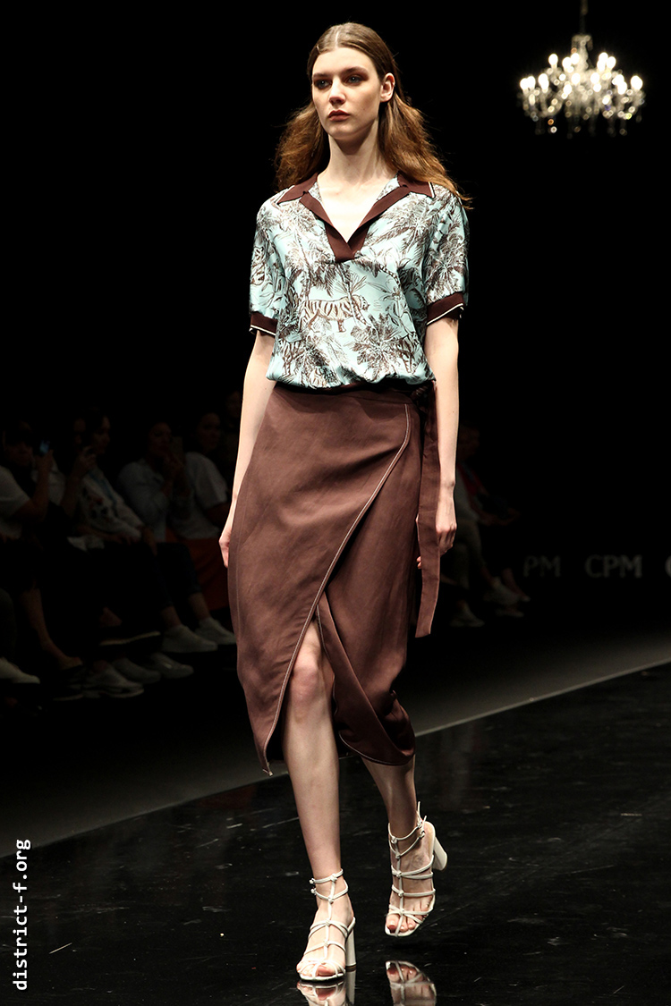 DISTRICT F — BEATRICE B — CPM MOSCOW SS2020 рол