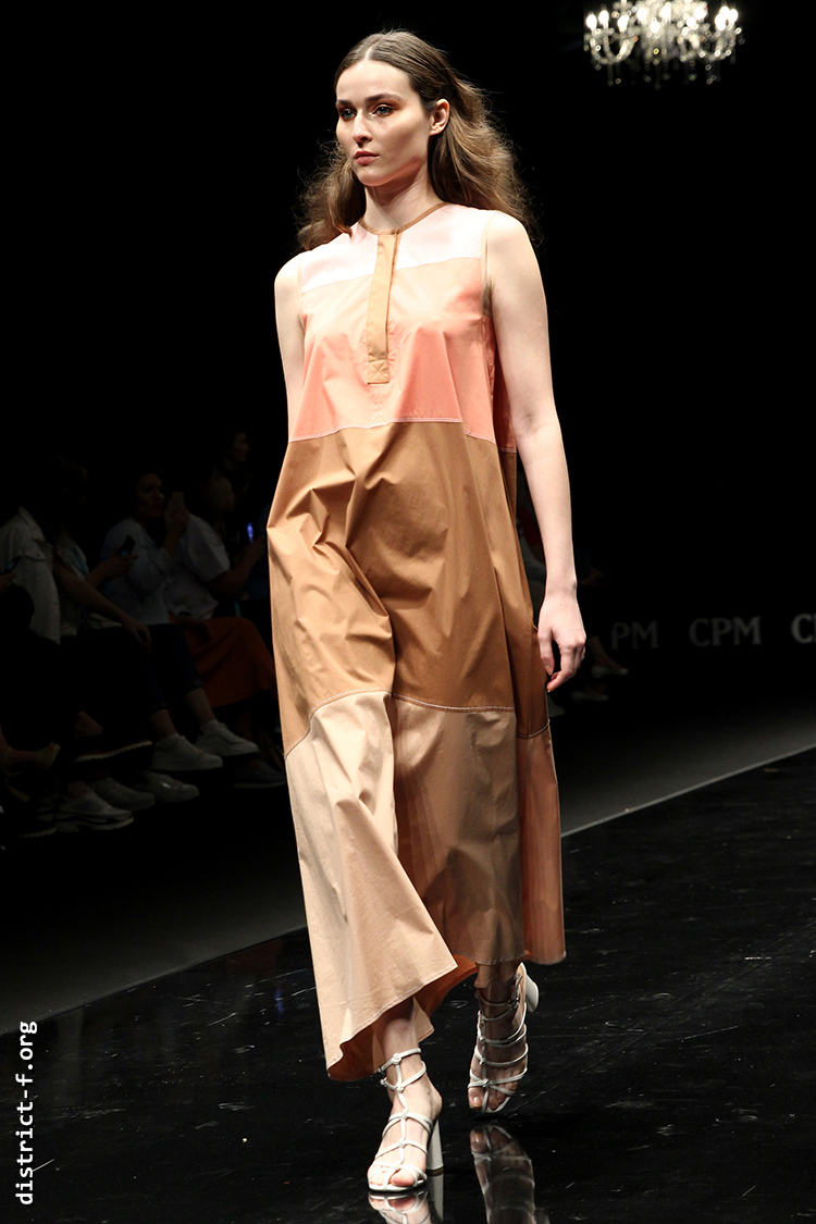 DISTRICT F — BEATRICE B — CPM MOSCOW SS2020 йцу