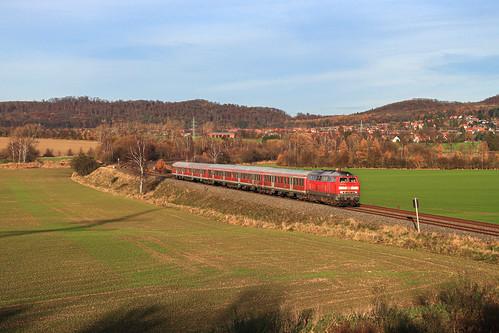 DB 218 474 - Goslar Baßgeige