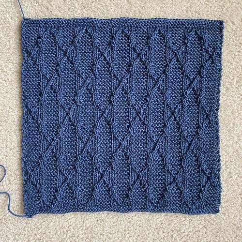 Sherlock blanket- Lauriston Gardens