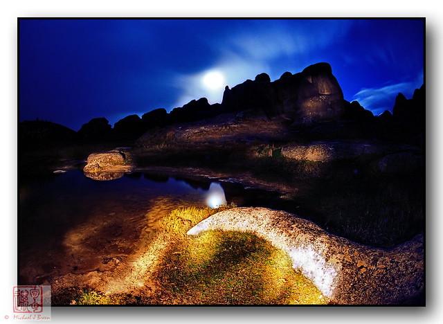Castle Hill 'Moonscape'