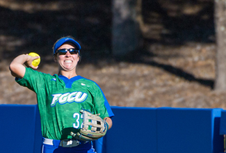 FGCU SOFTBALL VS. HARVARD