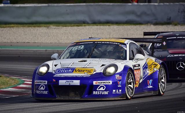 Porsche 991 Cup MR / GER / Robin Chrzanowski / GER / Kersten Jodexnis / GER / Stefan Berger / GER / Maximilian Koch / GER / Team clickvers.de
