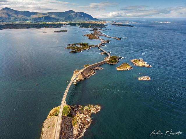 Atlantic Ocean Road (Norway)