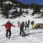 Skitour Windenpass / Lütispitz Tourenfahrertag ZSV