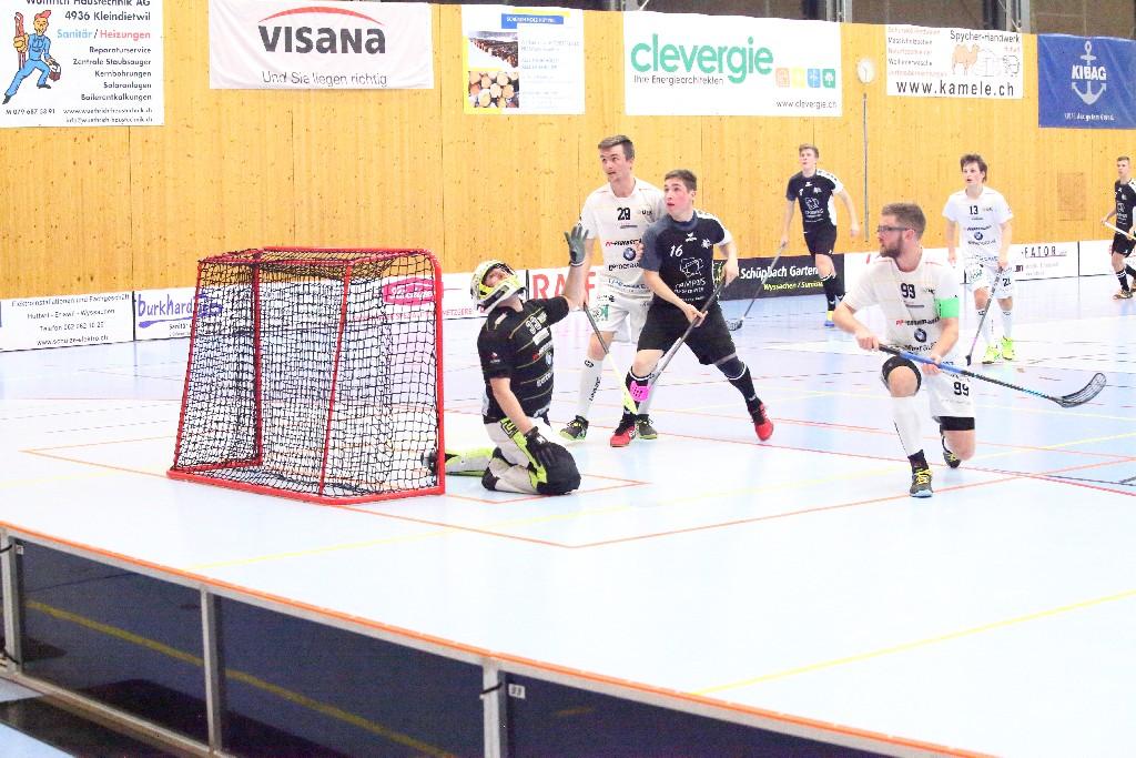 Junioren U21 C vs Burgdorf 10.01.2020