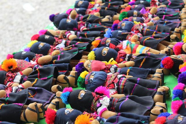 Muñecas EZLN