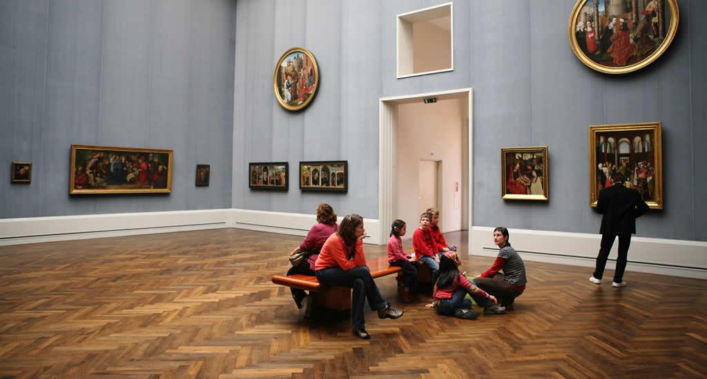 Musea in Berlijn: Gemäldegalerie | Mooistestedentrips.nl