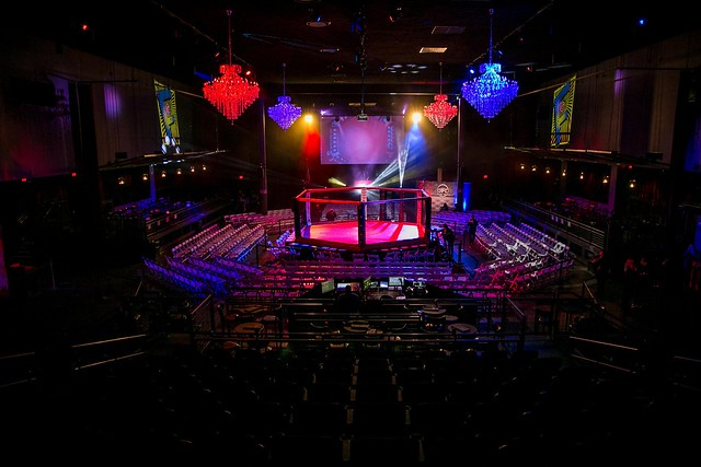 WFC 121 1/25/20 LIVE MMA at The Fillmore New Orleans