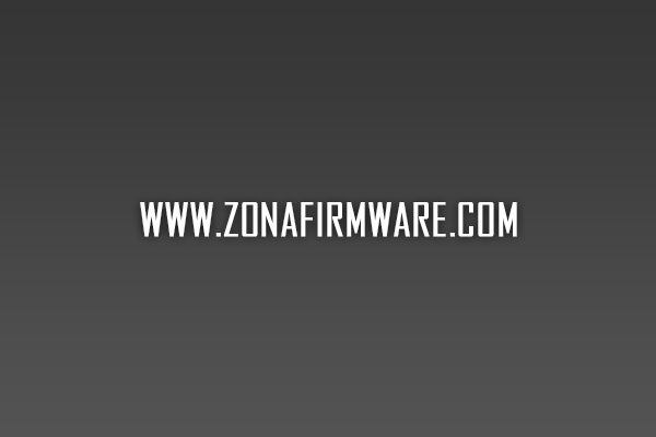 ZONA FIRMWARE