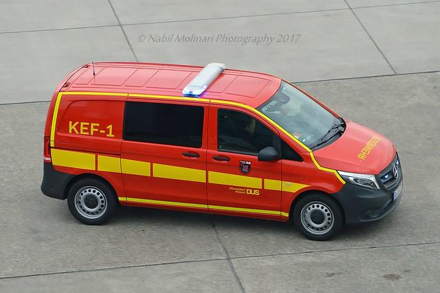 Düsseldorf Airport Fire Department