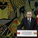 Cumhurbaşkanımız Recep Tayyip Erdoğan ve Senegal Cumhurbaşkanı Macky Sall nezaretinde ikili anlaşmaların imzalanmasının ardından, ortak basın toplantısı düzenlendi. ( 28 Ocak 2020 Salı )