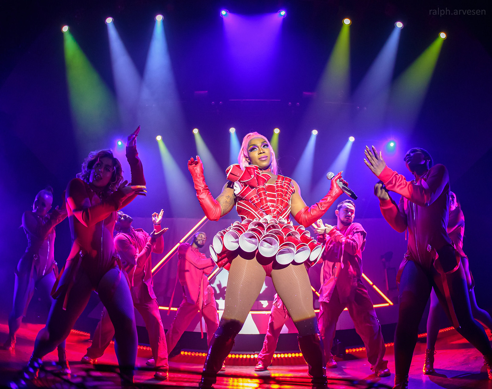 Todrick Hall | Texas Review | Ralph Arvesen