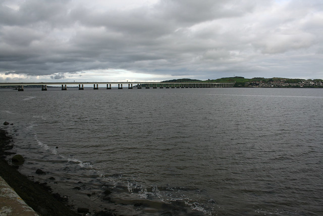 The Tay Road bridge