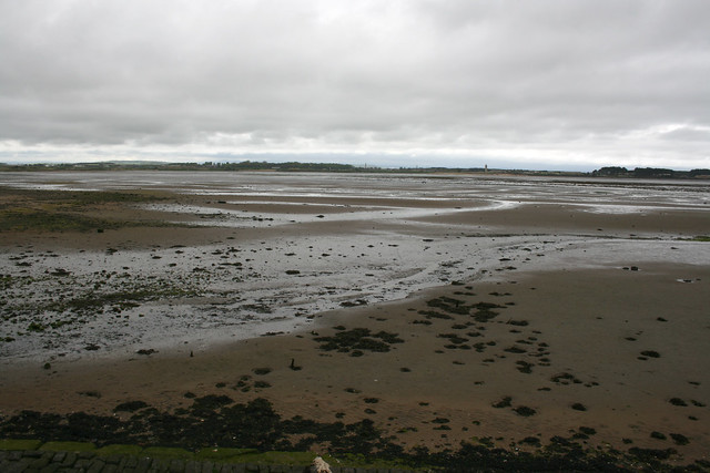 The Eden Estuary near St Andrews