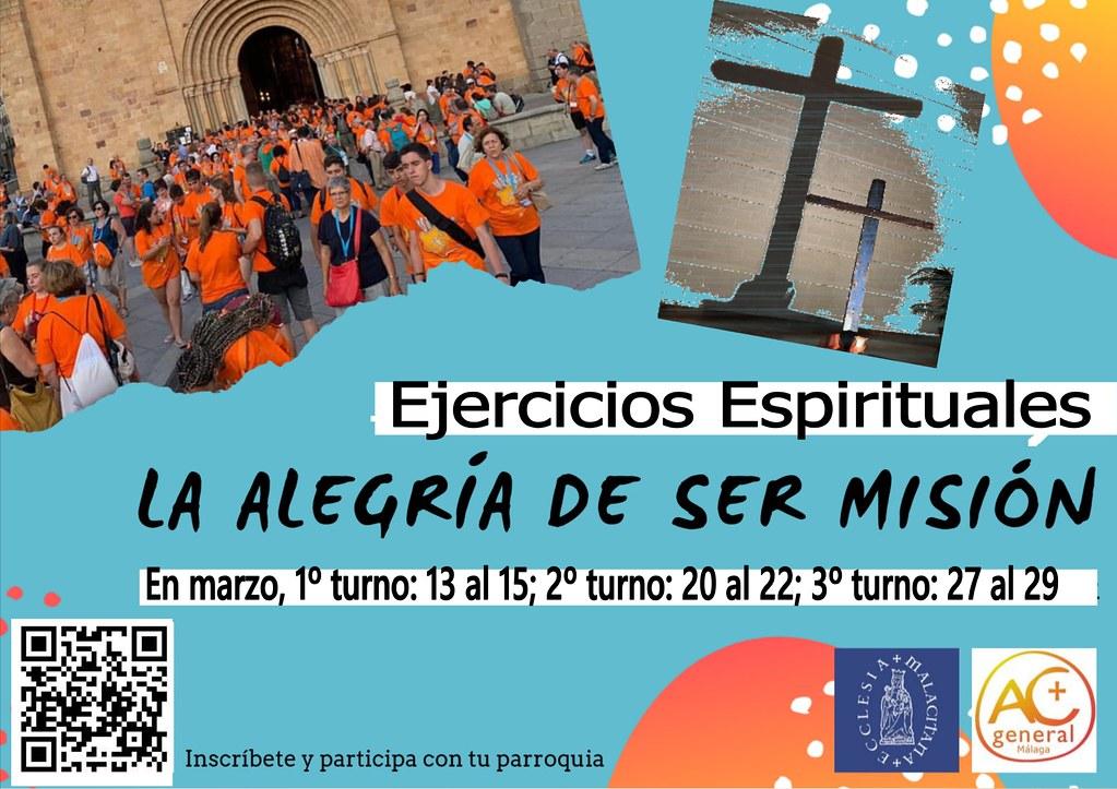 Ejercicios Espirituales ACG Málaga