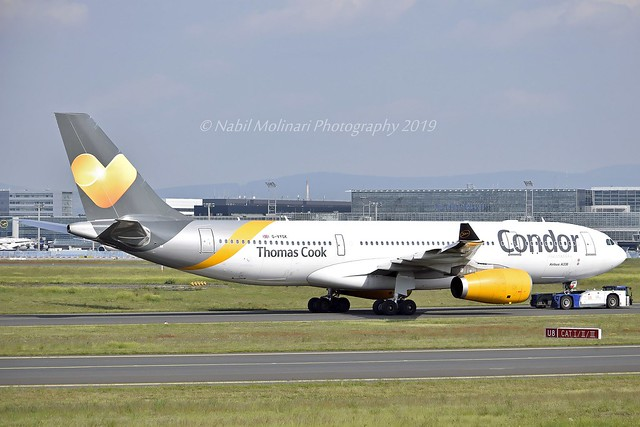 Condor G-VYGK Airbus A330-243 cn/1498 @ EDDF / FRA 26-05-2019