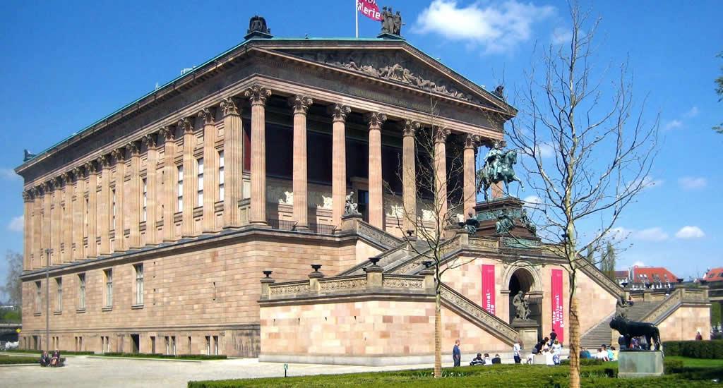 Bezienswaardigheden Berlijn: Alte Nationalgalerie | Mooistestedentrips.nl