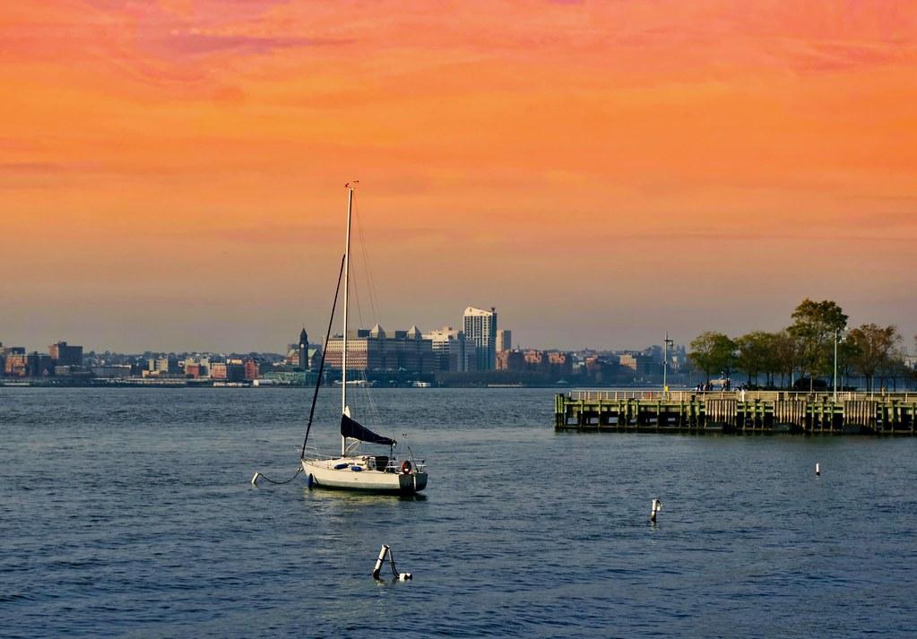 Hudson blues - SoHo, New York City
