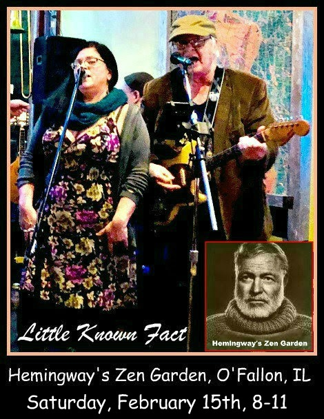 Little Known Fact 2-15-20