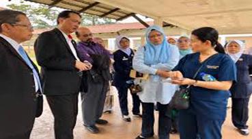 No trace of coronavirus detected in Malaysia