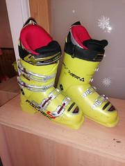 Lyžařské boty Fisher RC4 - titulní fotka
