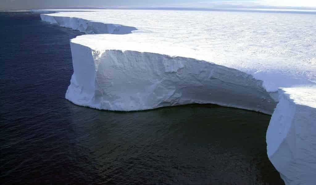 Le robot Icefin a étudié le glacier Thwaites