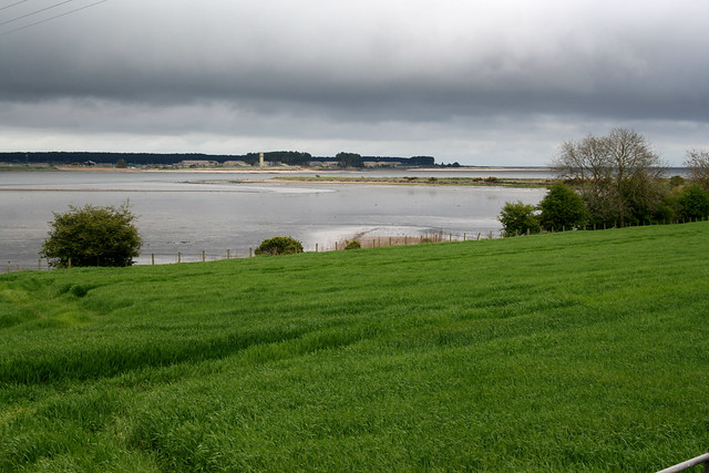 The Eden Estuary near Guardbridge