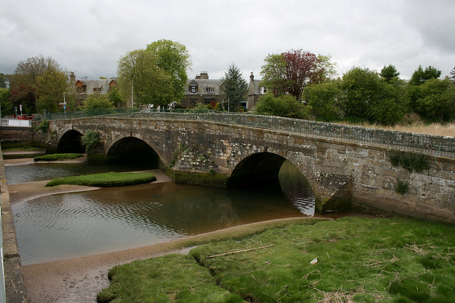 Inner Bridge, Guardbridge